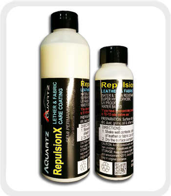 RePulsionX Leather & fabric Coating