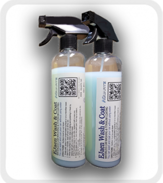 Ejaen Waterless Wash & Coat / One-stop complex coating agent for car wash and coat without the use of water and shampoo.